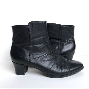 Munro Comfort Ankle Boots Size 8.5